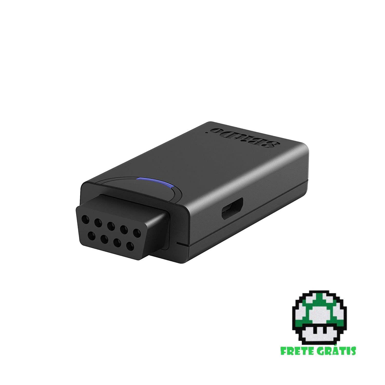 Adaptador Receptor para SEGA Genesis e Mega Drive 8BitDo - Envio Internacional - Frete Grátis