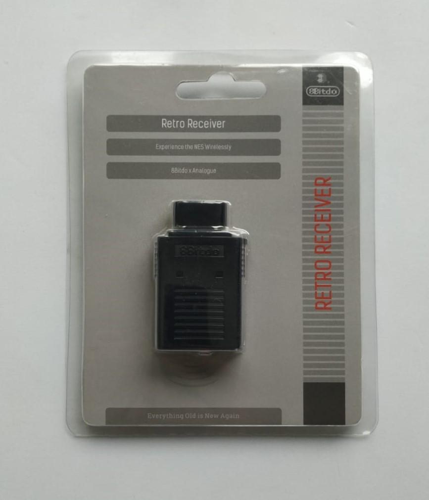 Adaptador Receptor Retro 8BitDo para NES - Usado