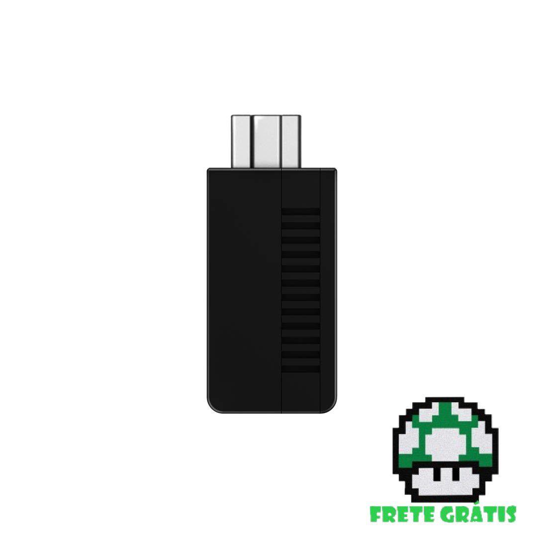 Adaptador Retro Receptor para NES, SNES, SFC Classic Edition 8BitDo - Envio Internacional - Frete Grátis