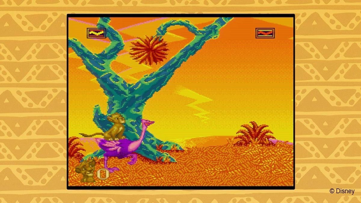 Aladdin and Lion King Disney - Nintendo Switch