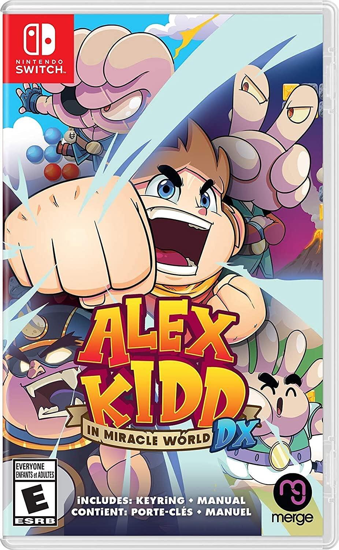 Alex Kidd: Miracle World DX - Nintendo Switch - Pré Venda