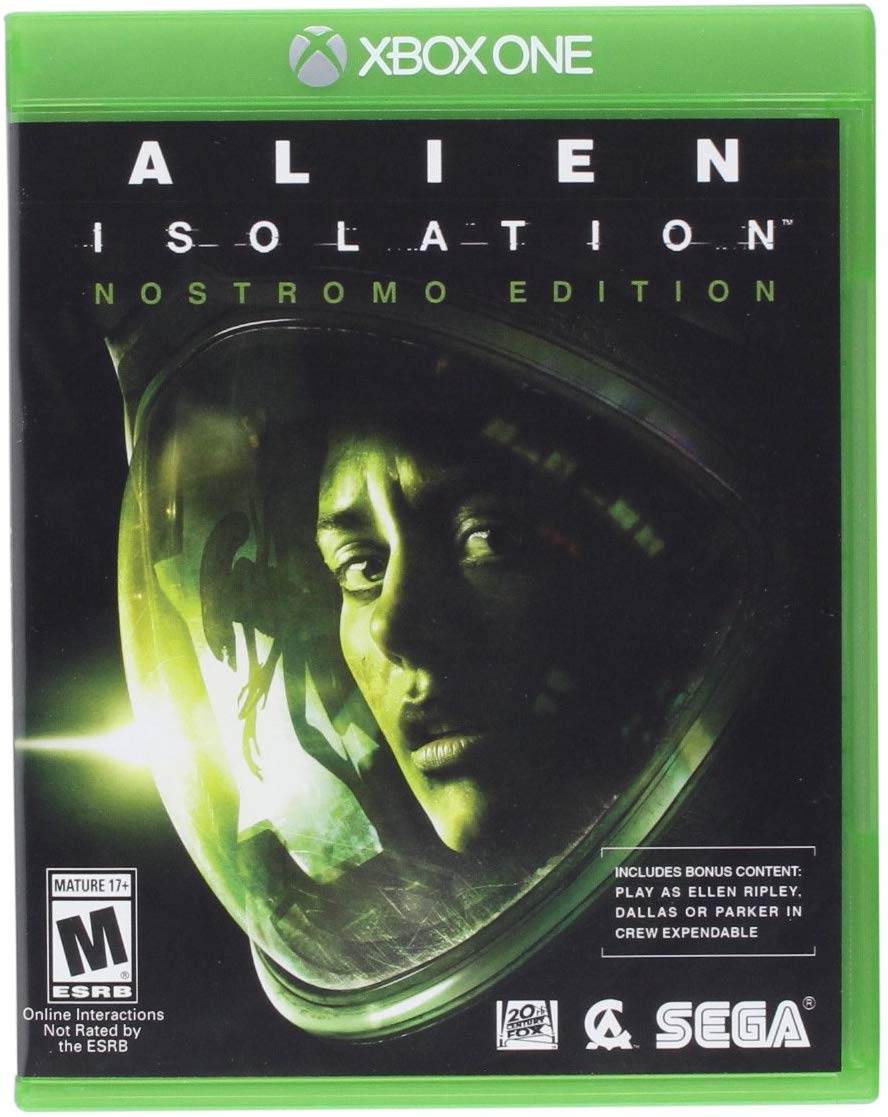 Alien: Isolation Nostromo Edition - Xbox One