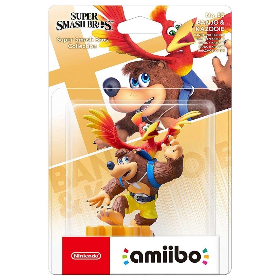 Amiibo - Banjo & Kazzoie - Super Smash Bros.
