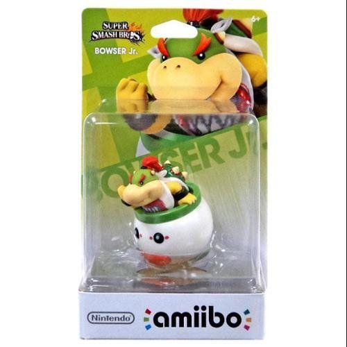Amiibo - Bowser Jr - Super Smash Bros