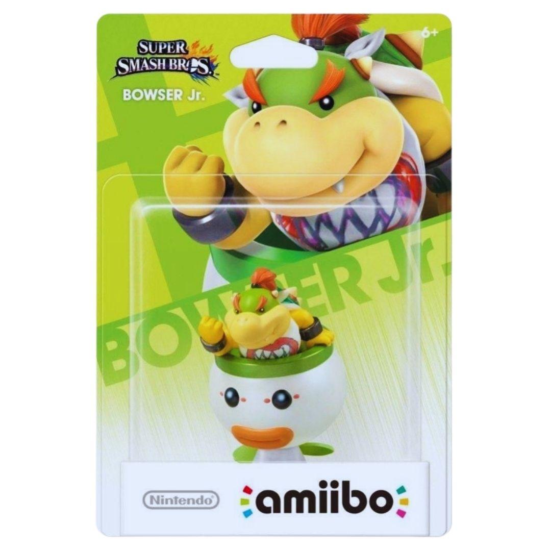 Amiibo - Bowser Jr. - Super Smash Bros.