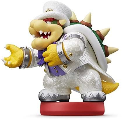 Amiibo - Bowser - Mario Odyssey