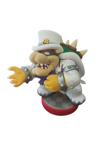 Amiibo - Bowser - Mario Odyssey - Usado
