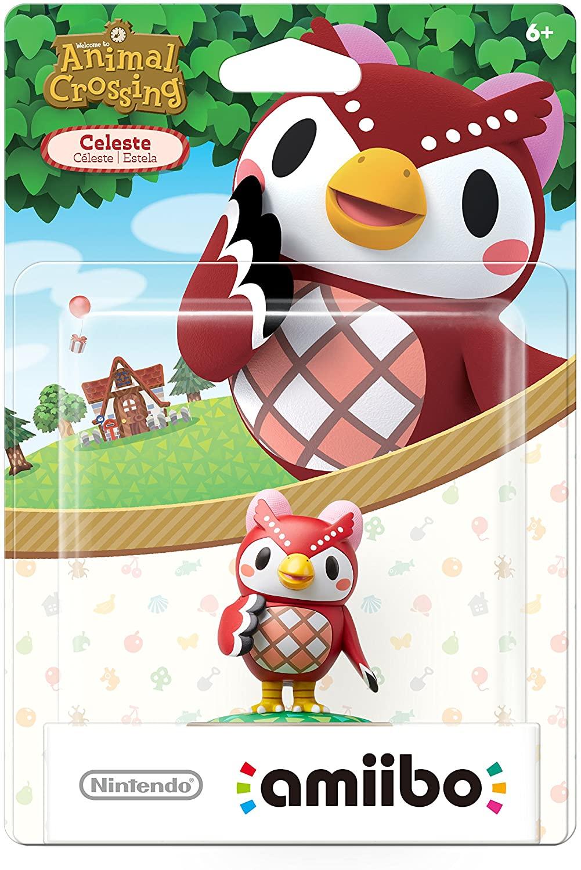 Amiibo - Celeste - Animal Crossing