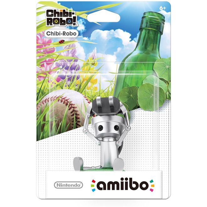 Amiibo Chibi Robo
