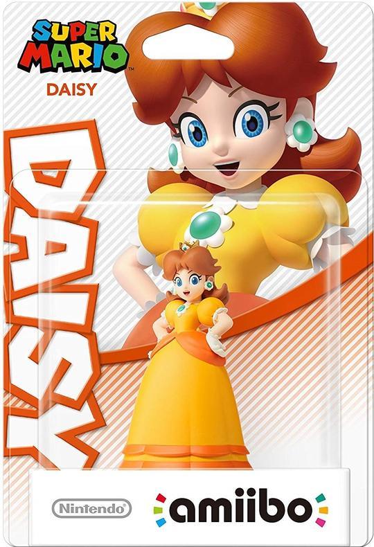 Amiibo - Daisy (Super Mario.Series)
