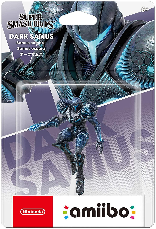Amiibo - Dark Samus - Super Smash Bros