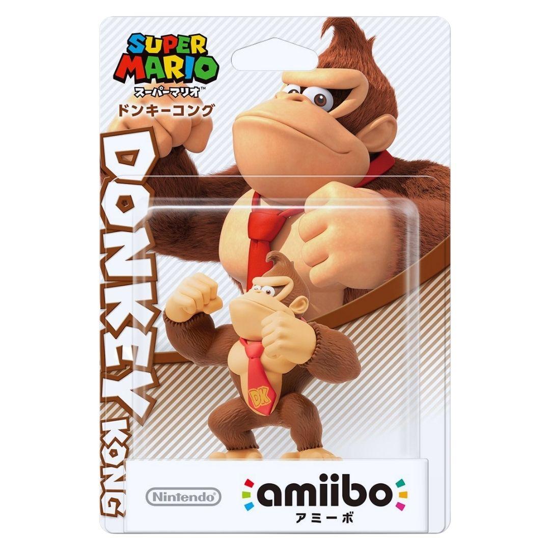 Amiibo - Donkey Kong - Super Mario