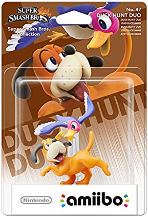Amiibo - Duck Hunt Duo (Super Smash Bros. Series)