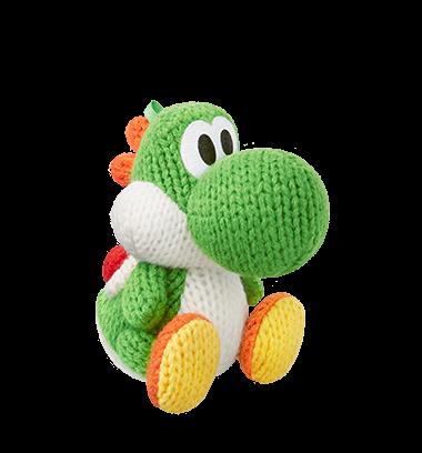 Amiibo - Fio Verde Yoshi USADO