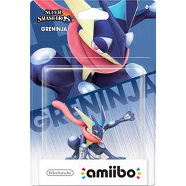 Amiibo - Greninja (Super Smash Bros. Series)