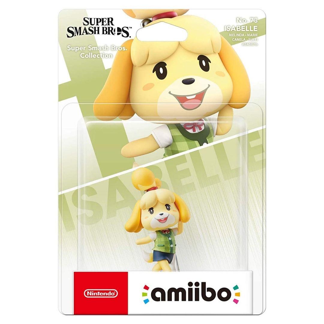 Amiibo - Isabelle Winter - Super Smash Bros.