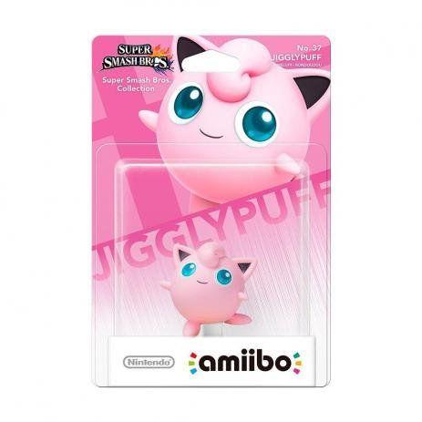 Amiibo - Jigglypuff