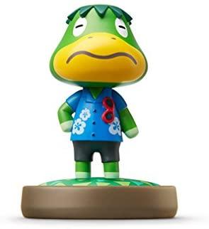 Amiibo - Kapp'n - Animal Crossing