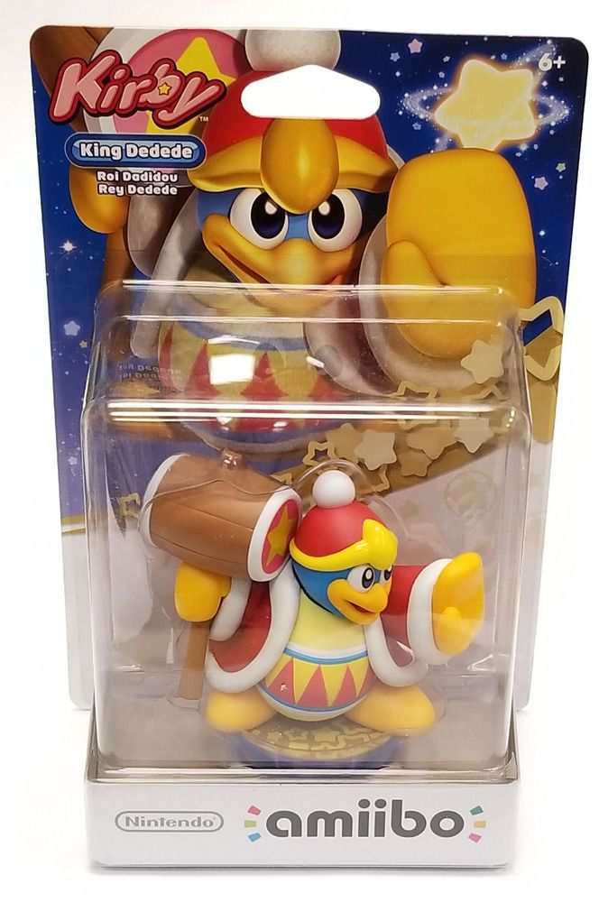 Amiibo - King Dedede (Planet Robobot)