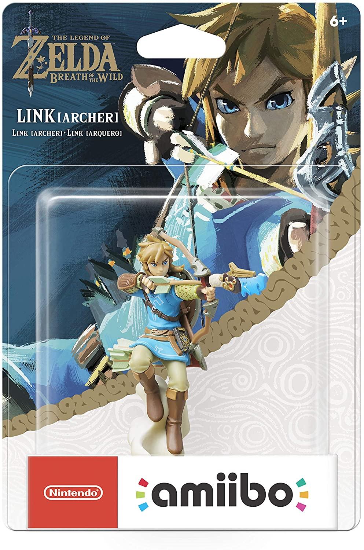 Amiibo - Link Archer - Breath of The Wild