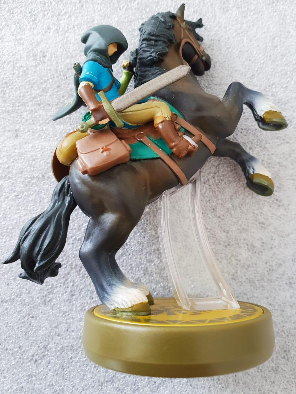 Amiibo - Link Rider - Usado