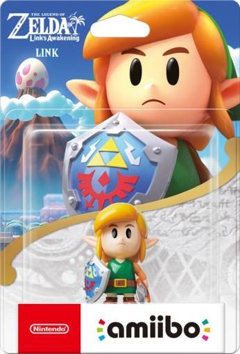 Amiibo Link (The Legend of Zelda: Link's Awakening Series)