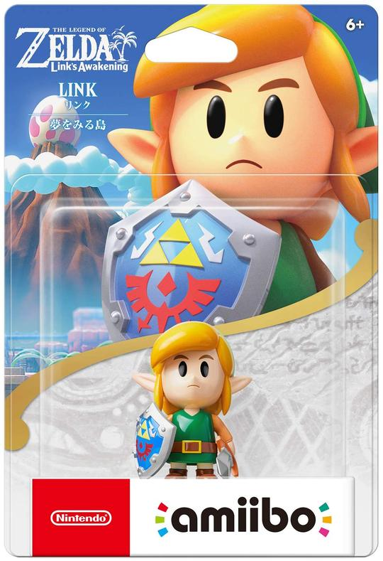 Amiibo - Link (The Legend of Zelda: Link's Awakening Series) - Envio Internacional