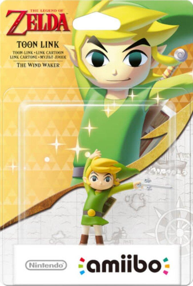 Amiibo - Link - The Wind Waker (The Legend of Zelda Series) - Envio Internacional