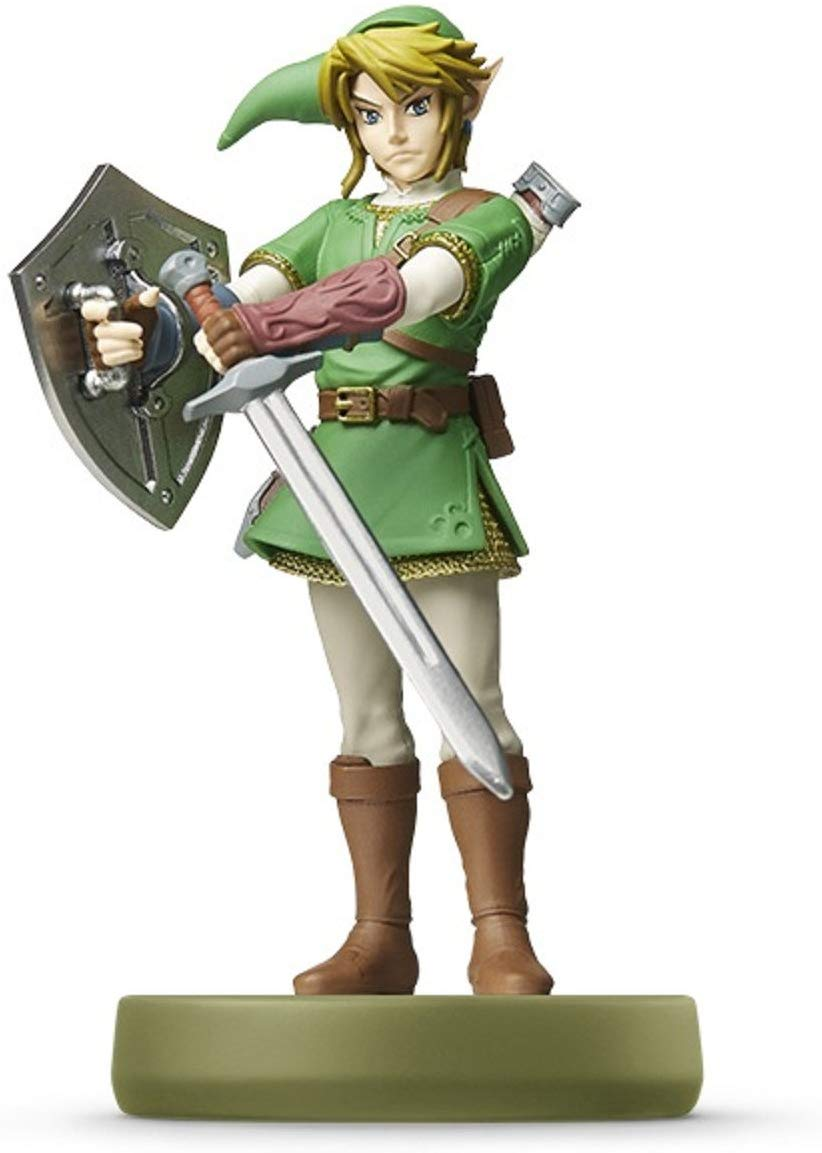 Amiibo - Link Twilight Princess
