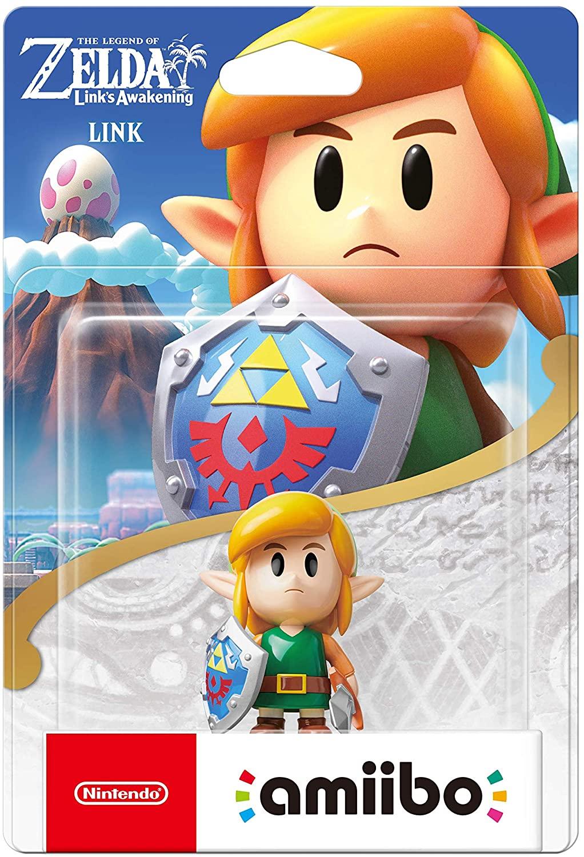 Amiibo - Link - Zelda Link's Awakening