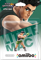 Amiibo - Little Mac (Super Smash Bros. Series)
