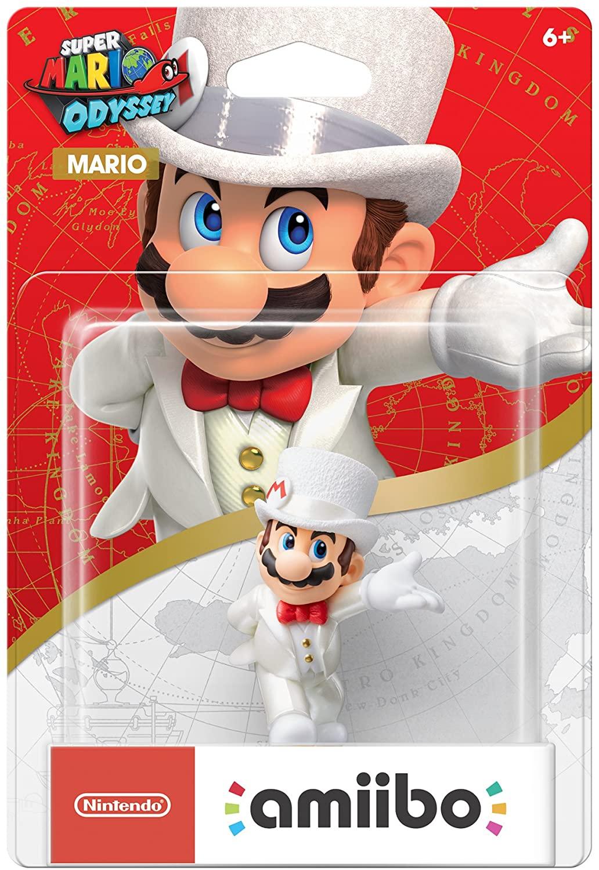 Amiibo - Mario - Mario Odyssey