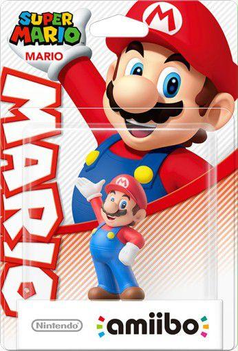 Amiibo - Mario - Envio Internacional