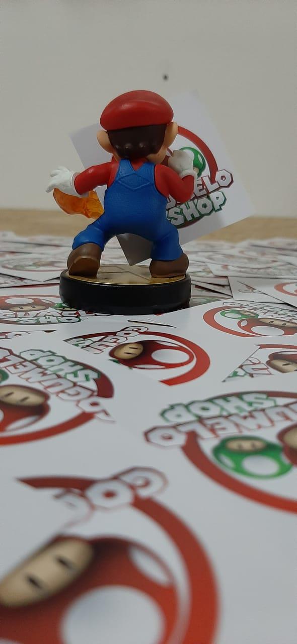 Amiibo - Mario (Super Smash Bros. Series) - Usado