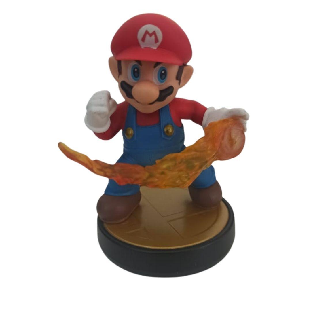 Amiibo - Mario - Super Smash Bros. - Usado