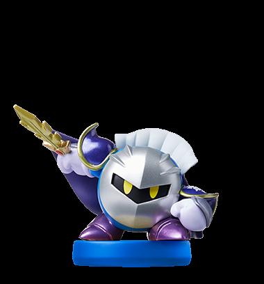 Amiibo - Meta Knight (Kirby.Series)