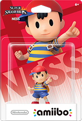 Amiibo - Ness (Super Smash Bros. Series)
