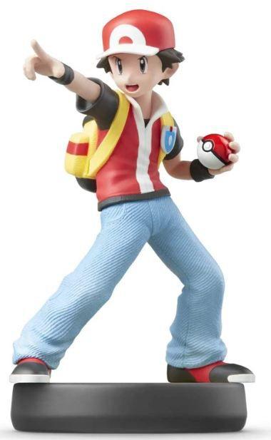 Amiibo - Pokemon Trainer (Super Smash Bros) - Envio Internacional