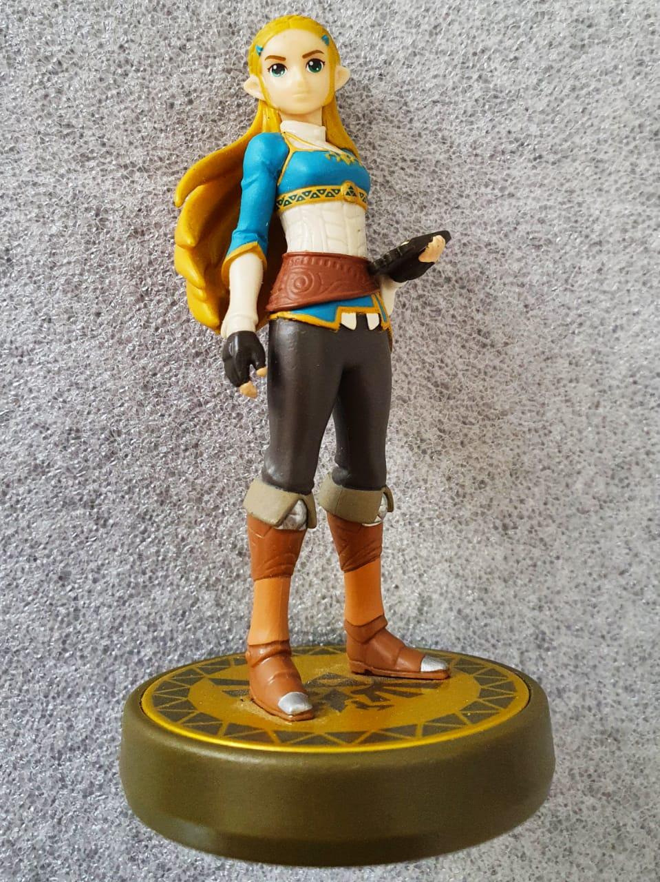 Amiibo - Princesa Zelda - USADO