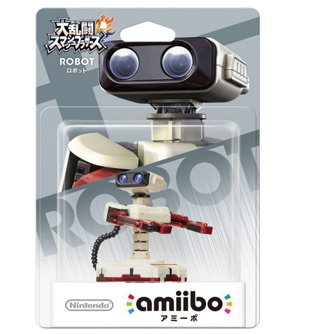 Amiibo - R.O.B. Famicom Colors