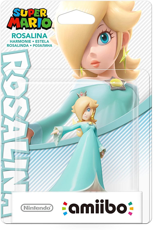 Amiibo - Rosalina - Super Mario