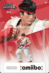 Amiibo - Ryu - Envio Internacional
