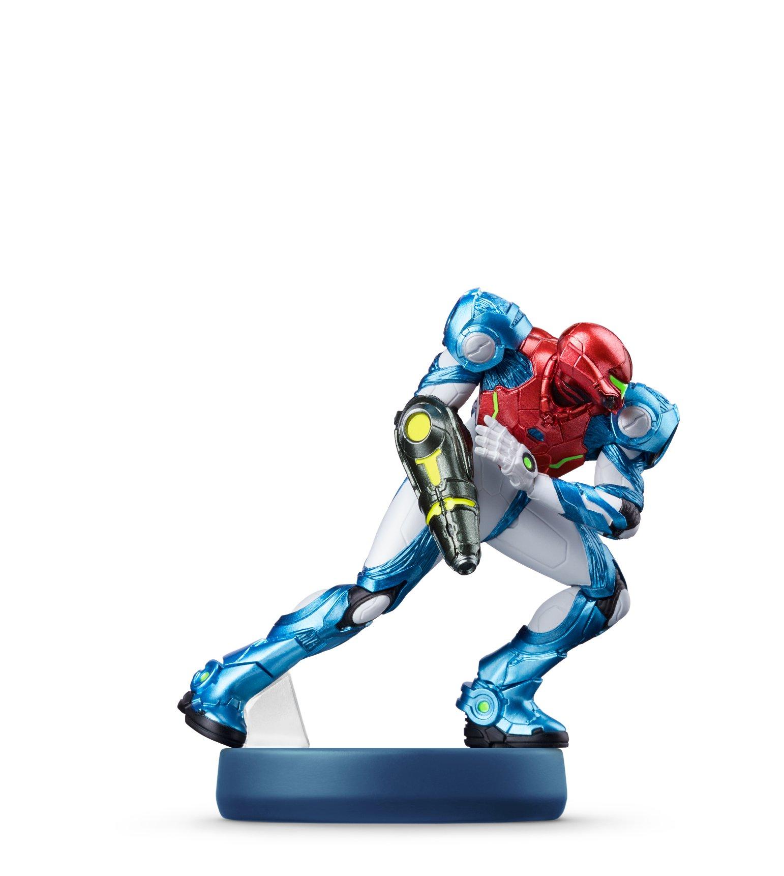 Amiibo Samus (Metroid Dread) - Nintendo Switch - LISTA DE ESPERA