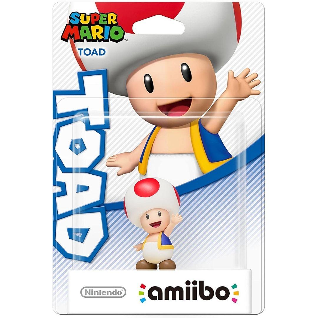 Amiibo - Toad - Super Mario