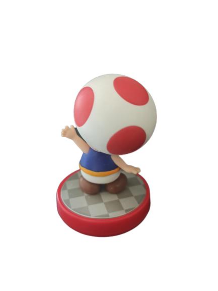 Amiibo - Toad - Super Mario - Usado