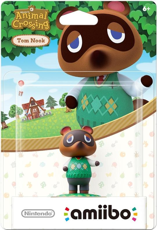 Amiibo - Tom Nook - Envio Internacional
