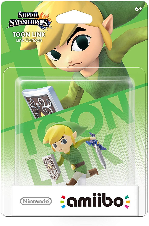 Amiibo - Toon Link