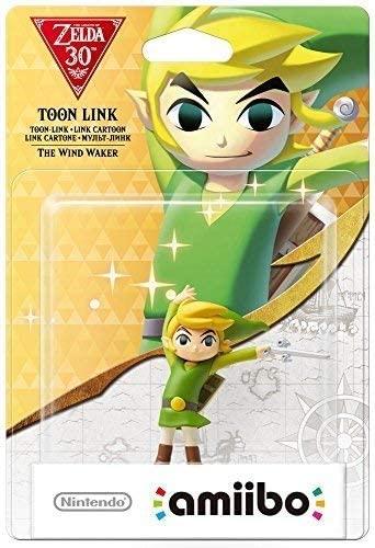 Amiibo - Toon Link - Zelda Wind Waker