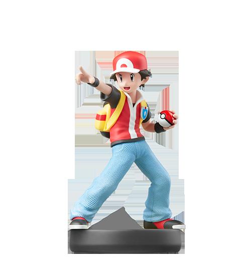 Amiibo - Treinador Pokémon