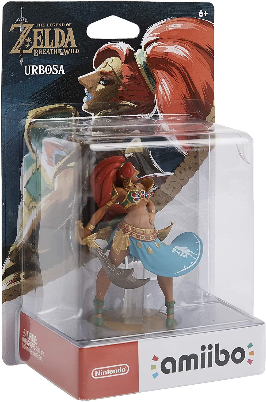 Amiibo - Urbosa - Zelda: Breath of The Wild